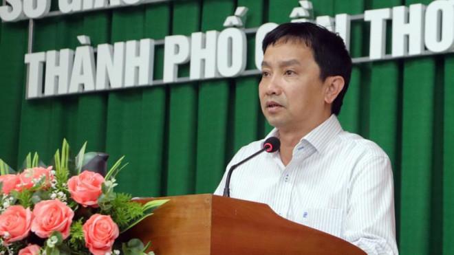 Giám đốc Sở GTVT Cần Thơ nói về việc không tiếp công dân - 1