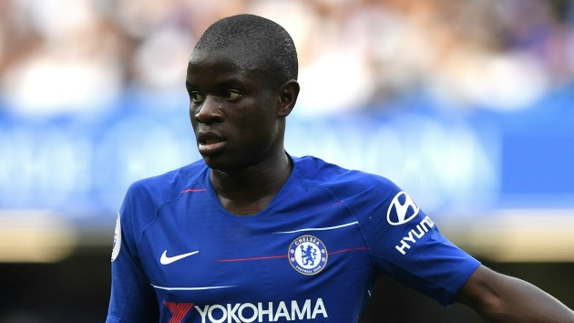 Chelsea could sell Kante, Zouma, Emerson for Havertz's transfer  - Bóng Đá