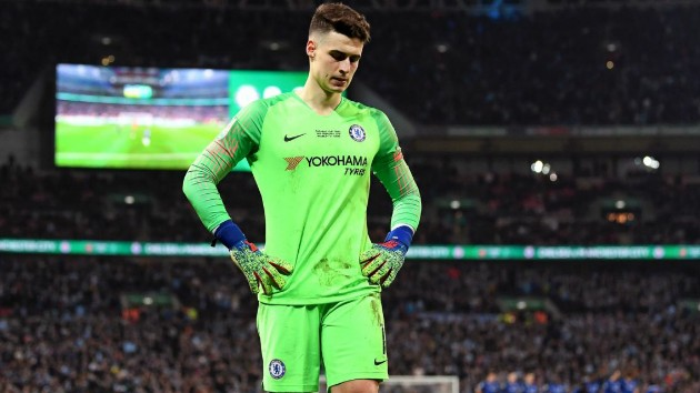 Carragher thinks Chelsea should sign a keeper - Bóng Đá
