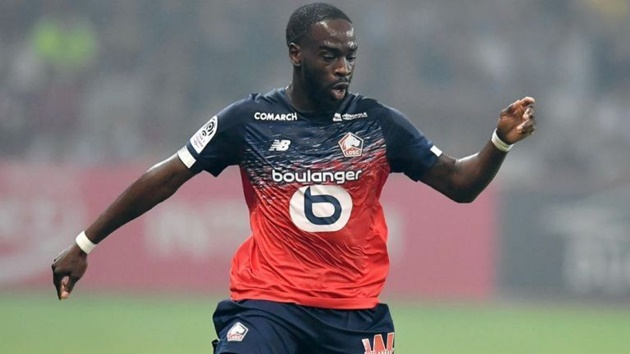 Borussia Dortmund reportedly interested in Lille attacking midfielder Jonathan Ikoné - Bóng Đá
