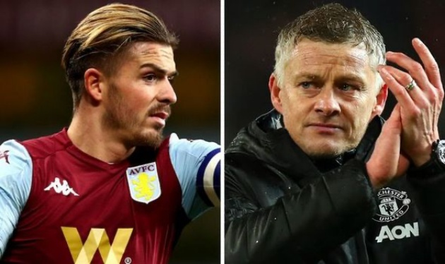 Tim Sherwood - Jack Grealish to Man Utd already a 'done deal' - Bóng Đá