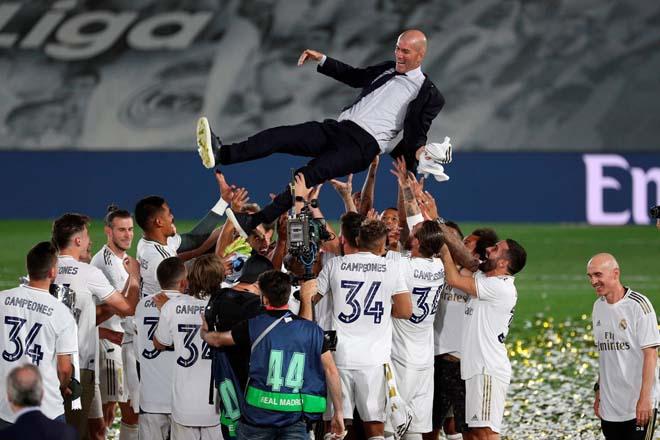 """""""Ông trùm"""" Real Madrid ra đặc ân, Zidane chắc ghế không cần Cúp C1 - 2"""
