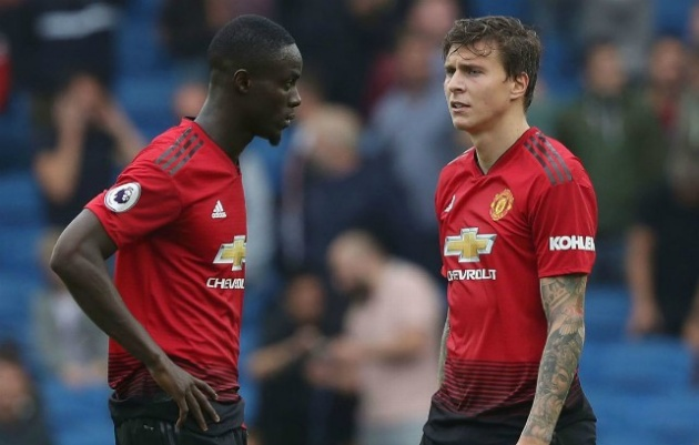 Man United are open to loaning out Eric Bailly but a permanent deal sounds unlikely - Bóng Đá
