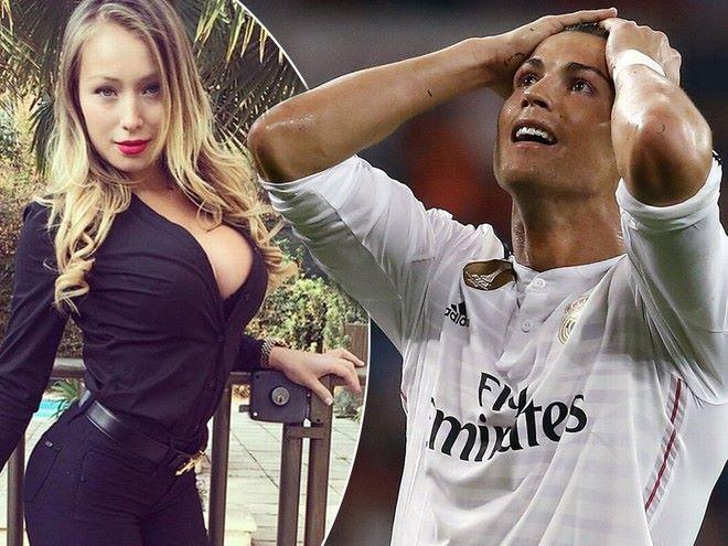 """SỐC: Bồ cũ rực lửa Ronaldo mua đứt một CLB, quyết tâm làm """"bà chủ"""" - 1"""