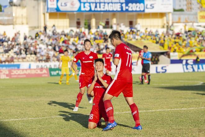 Kết quả, bảng xếp hạng vòng 11 V-League 2020: Bất phân thắng bại - ảnh 3