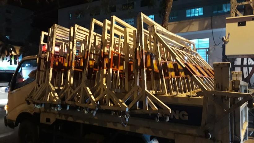 Đà Nẵng đã phong tỏa một số con phố - ảnh 19
