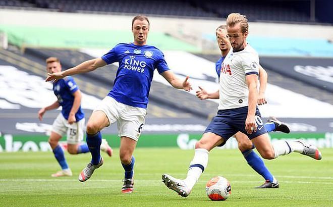 """Kết quả Ngoại hạng Anh, Tottenham 3-0 Leicester: """"Spurs"""" mang tin vui cho M.U và Chelsea - ảnh 3"""