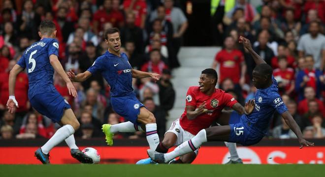 M.U - Chelsea: Nếu nghĩ đến chuyện trả thù, Chelsea sẽ lại bại trận trước M.U - ảnh 1