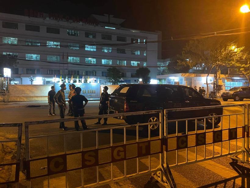 Đà Nẵng đã phong tỏa một số con phố - ảnh 2