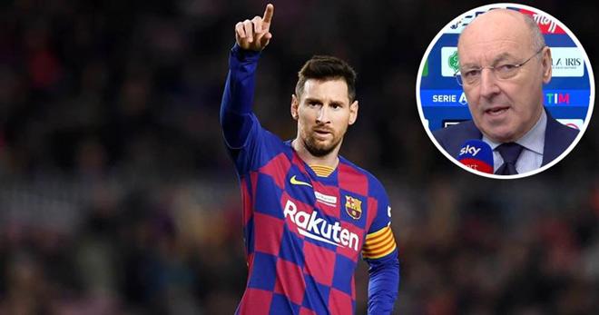 Tin đồn Messi đến Serie A đấu Ronaldo: Sếp Inter Milan làm rõ thực hư - 2