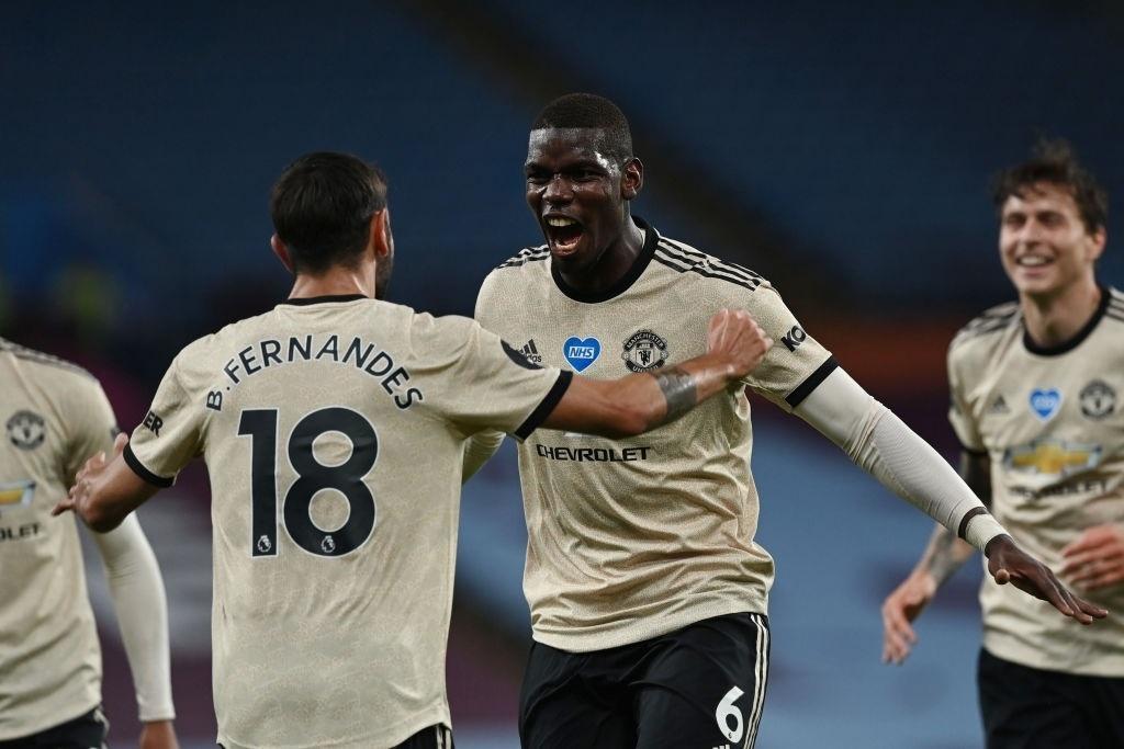 Bruno Fernandes và công tắc hồi sinh của Man United - Bóng Đá