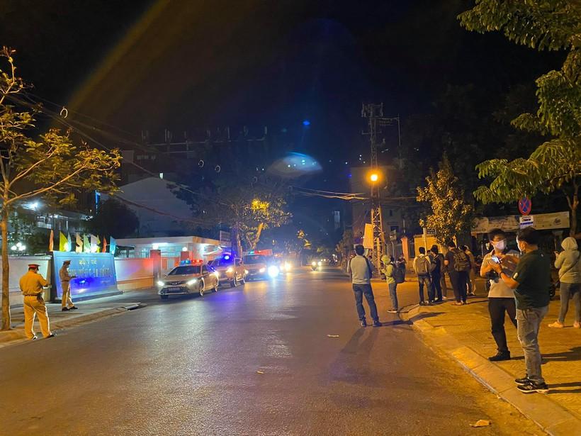 Đà Nẵng đã phong tỏa một số con phố - ảnh 17