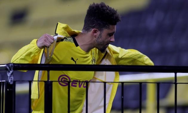 Borussia Dortmund would sell Man United transfer target Jadon Sancho on one condition - Bóng Đá