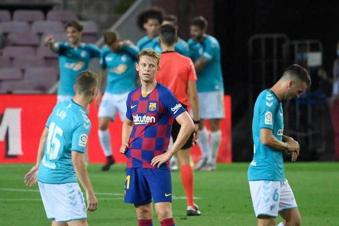 Nhận định bóng đá Alaves – Barcelona: Buông, hay chiến đấu vì danh dự? - 1