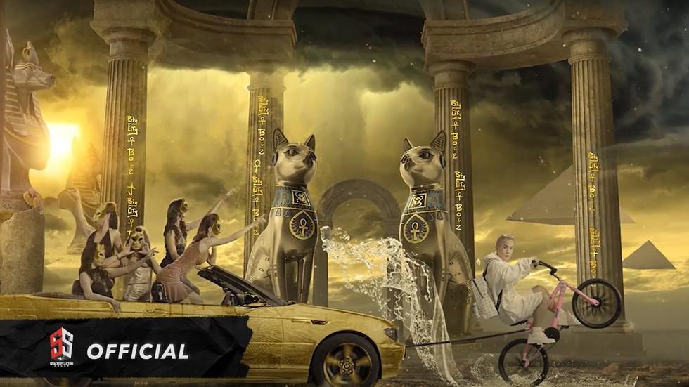Soi MV 'Bigcityboi' của Binz: Choáng từ chú cún 1.000 USD đến đồng hồ nửa tỉ đồng - ảnh 2