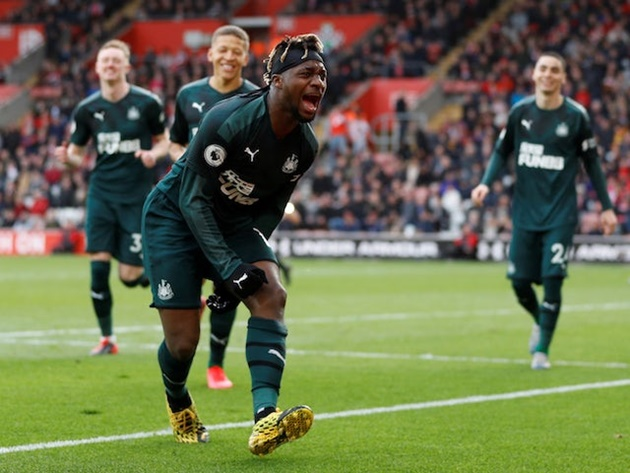 Paris Saint-Germain 'eyeing summer move for Allan Saint-Maximin' - Bóng Đá