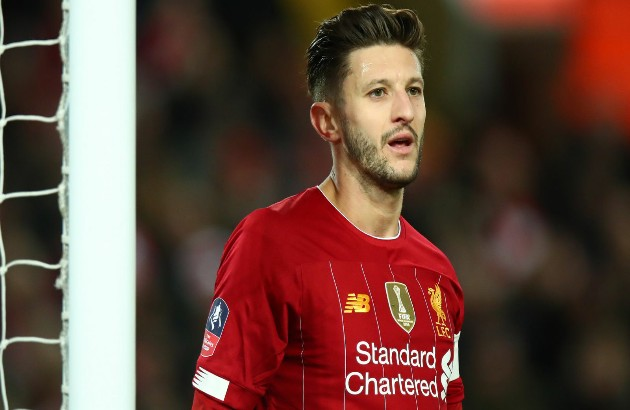 Klopp suggests that Lallana played his last match for liverpool  - Bóng Đá