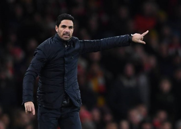 Arteta: That's probably one of the reasons that they have brought Mourinho in - Bóng Đá