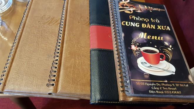 Hơn 200.000 đồng/ly nước ở một phòng trà tại Đà Lạt, có phải 'chặt chém'? - ảnh 4