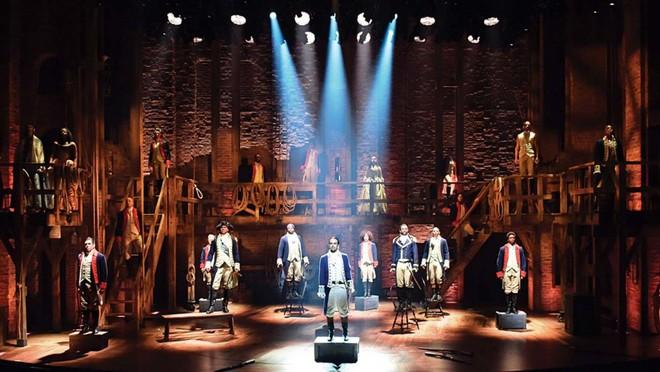 Disney chi 75 triệu USD sở hữu nhạc kịch 'Hamilton' - ảnh 1