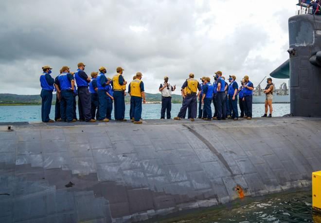 Hải quân Mỹ thao diễn rầm rộ ở Biển Đông và vùng lân cận - ảnh 7