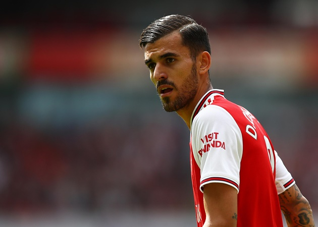 Dani Ceballos drops hint over extending Arsenal loan - Bóng Đá