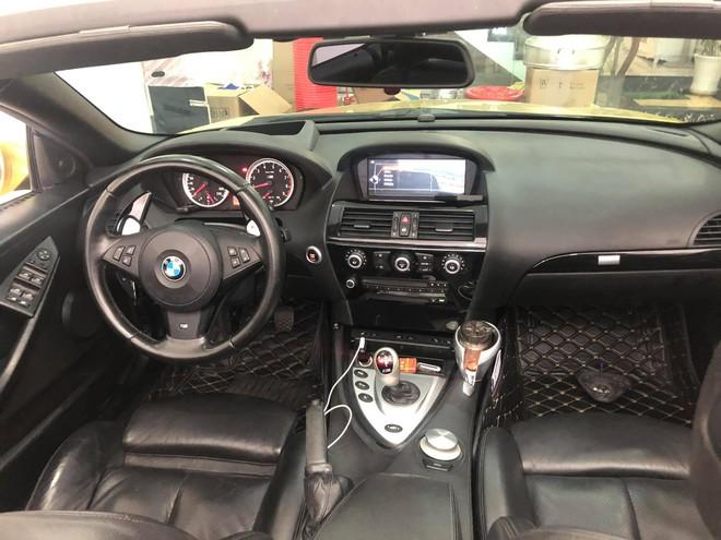 Xe hiếm BMW M6 rao giá 1,7 tỉ đồng tại Việt Nam - ảnh 1