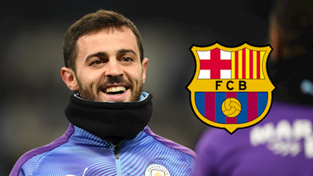 Barcelona are 'dreaming' of attracting Man City star to the club - midfielder could become an 'absolute priority' - Bóng Đá