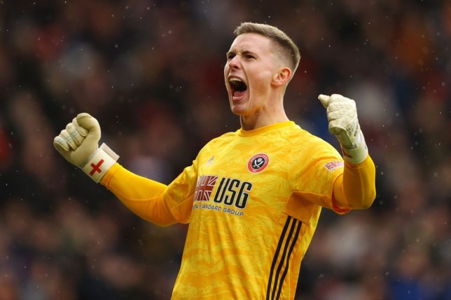 Peter Schmeichel urges Dean Henderson to be patient over Manchester United spot - Bóng Đá