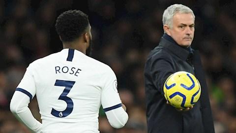 Danny Rose quyết không đội trời chung với Mourinho tại Spurs hình ảnh