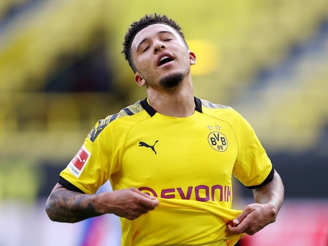 Jadon Sancho has rejected the offer of a new contract at Borussia Dortmund, - Bóng Đá