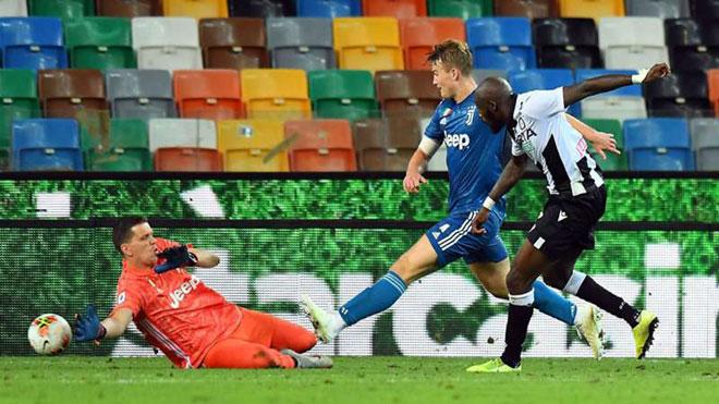 """Juventus hụt vô địch sớm, Ronaldo lỡ thời cơ bứt tốc """"Vua phá lưới"""" - 1"""