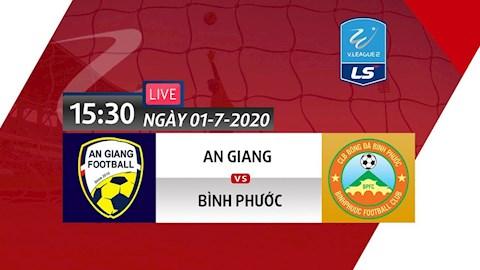 An Giang vs Bình Phước hôm nay 17 Next Sport, LTD HNQG 2020 hình ảnh