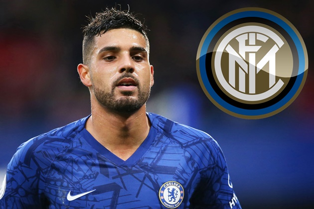 Inter have started talks with Chelsea to sign Emerson Palmieri - Bóng Đá