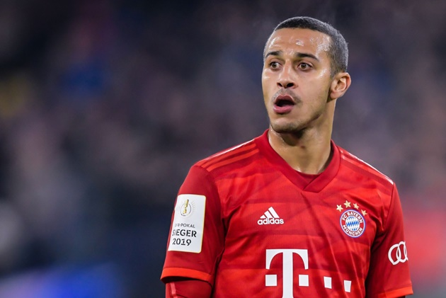 Thiago had pushed hard for a 4-year-contract at Bayern - Bóng Đá