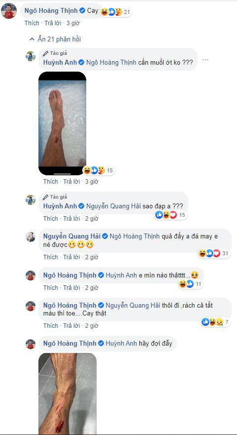 Quang Hải nịnh Huỳnh Anh cực khéo, bảo sao sau scandal tình ái nàng vẫn nguyện ở bên - Ảnh 2.