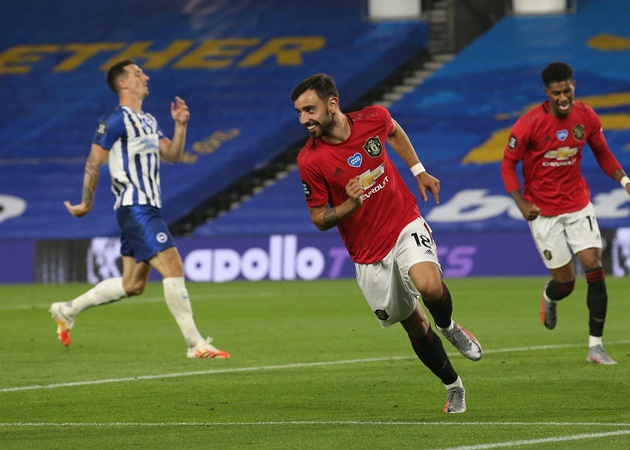Manchester United fans will love Paul Scholes' reaction to eye-catching victory over Brighton - Bóng Đá
