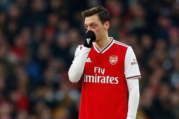 Mesut Ozil 'will only consider moves to Turkey or USA  - Bóng Đá