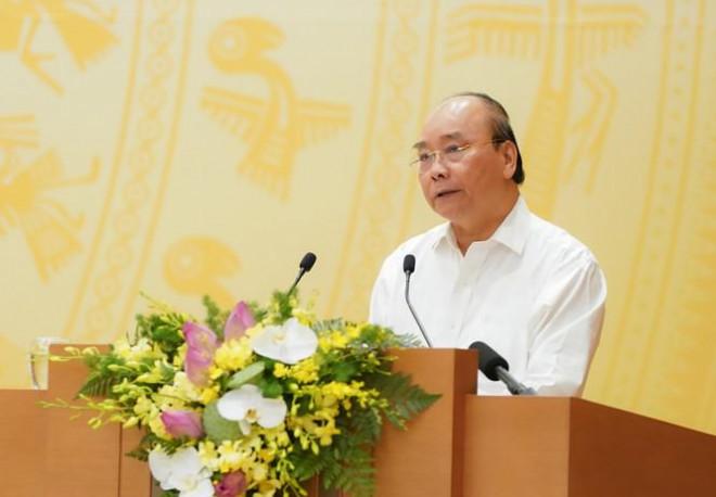 Thủ tướng yêu cầu bộ trưởng, chủ tịch các tỉnh không bàn lùi - 1