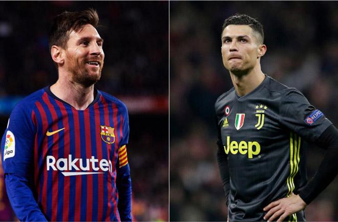 Thống kê biết nói: Messi xuất sắc nhất châu Âu, Ronaldo thứ mấy? - 1