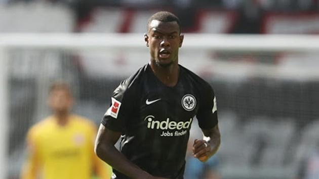 PSG reportedly have an eye on is Eintracht Frankfurt defender Evan N'Dicka - Bóng Đá