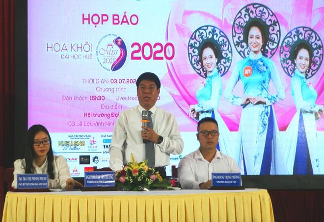 30 thí sinh vào vòng bán kết Hoa khôi Đại học Huế năm 2020 - ảnh 1