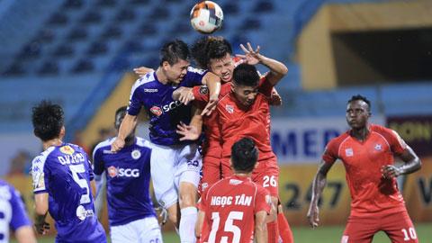 Trực tiếp Hà Nội vs Hải Phòng, 19h15 tối nay