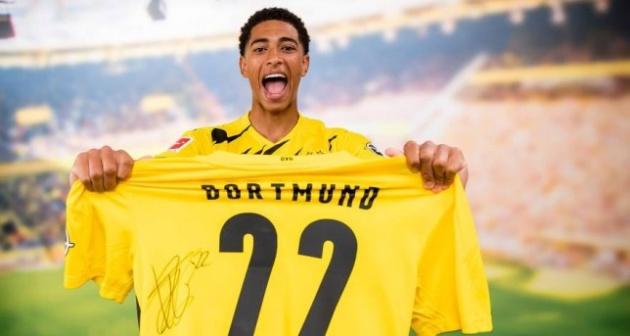 Jude Bellingham explains decision to join Borussia Dortmund after rejecting Man Utd transfer - Bóng Đá