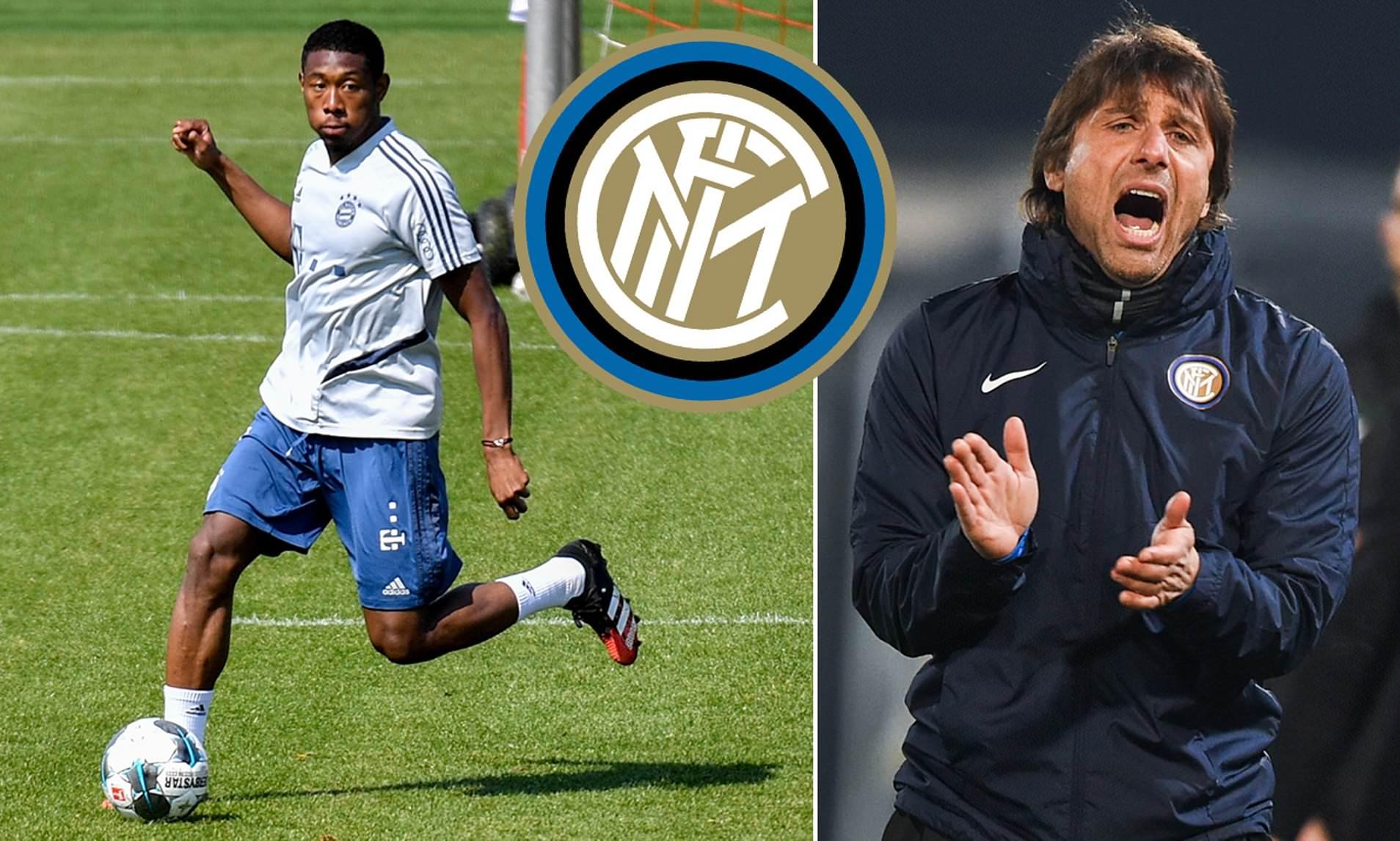 Inter chiêu mộ Alaba - Bóng Đá