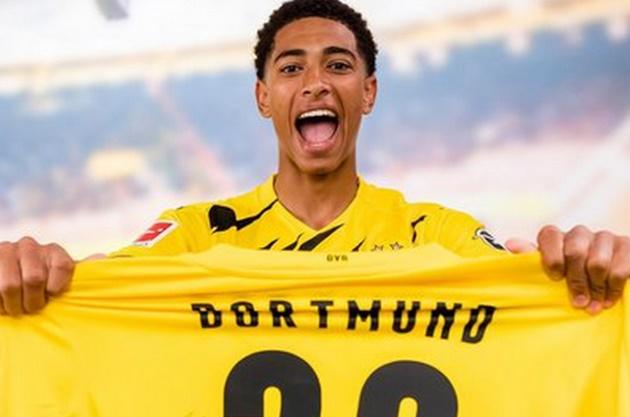Jude Bellingham reveals Jadon Sancho conversation before joining Dortmund over Manchester United - Bóng Đá