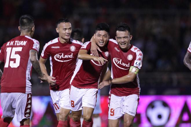 """Vòng 7 V-League cực hấp dẫn: Những trận cầu """"điên rồ"""" mãn nhãn người xem - 1"""