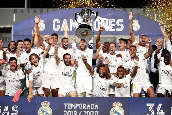 """Tân vương Real Madrid gây sốc: """"Ông trùm"""" trảm 8 SAO, mở đường cách mạng - 1"""