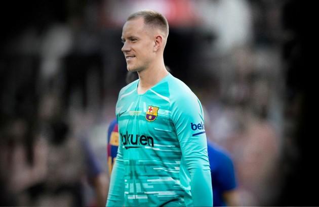 Barca won't sell ter Stegen  - Bóng Đá