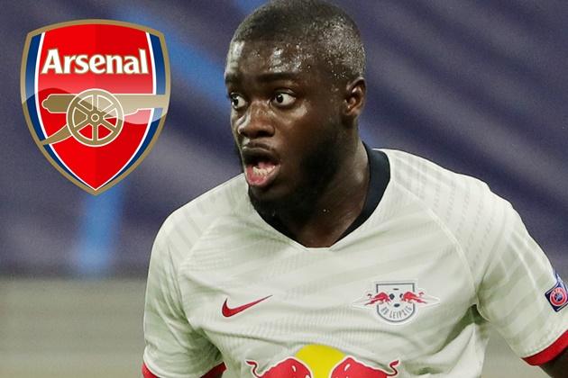 Dayot Upamecano agrees new RB Leipzig deal - Bóng Đá